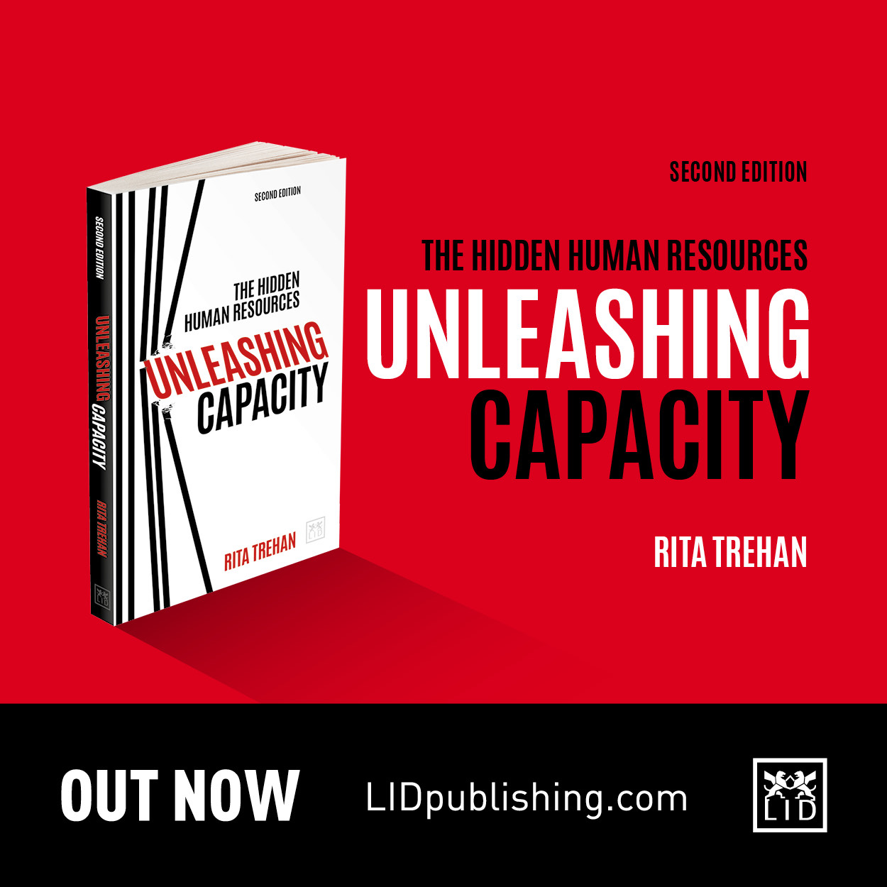 Dare - Rita Trehan, unleasing capacity book
